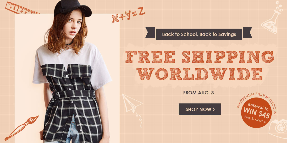 """""""Back To School"""" with Zaful"""