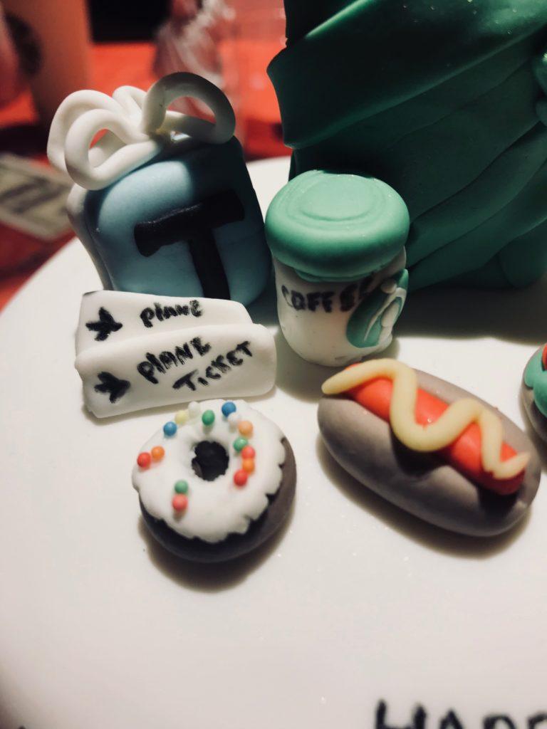 Mon gâteau d'anniversaire
