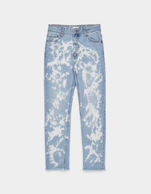 Jean Tie and Dye